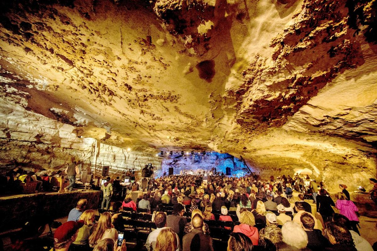 A musical experience under-ground