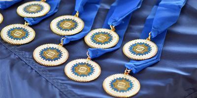 Phi Kappa Phi Medals