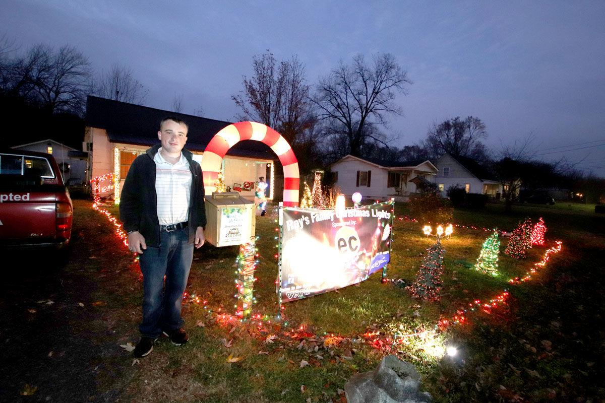 Ray Family light show among holiday\'s stunning sights | Living ...