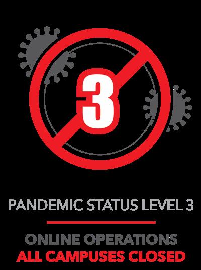 Pandemic Alert Level 3
