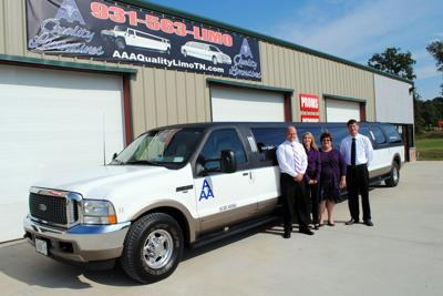 AAA Quality Limousines Expands Into Area