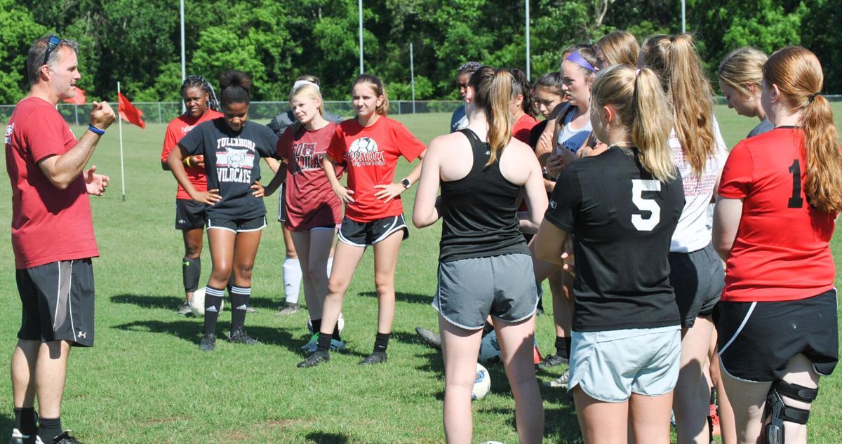 Coach Richie Chadwick talks
