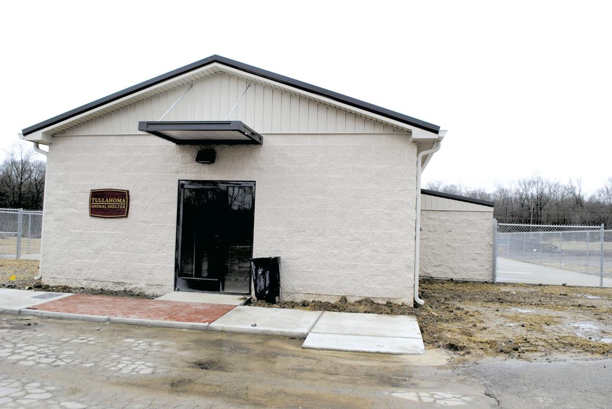 Animal Shelter building USE ONLY IF NEEDED