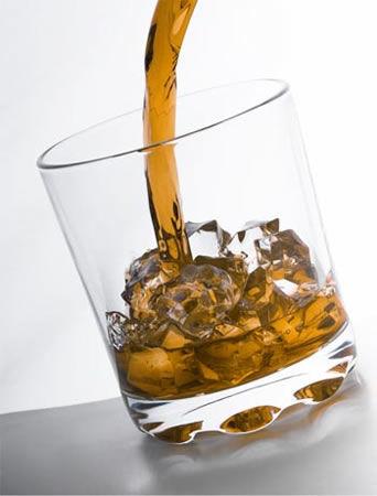 A taste of Scotch whiskey