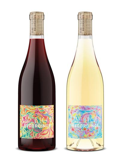 American Recordings wine