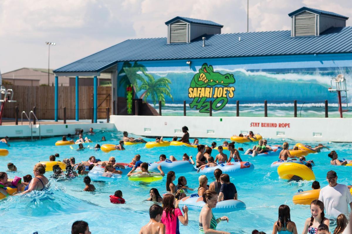 Safari Joe's H20 wave pool
