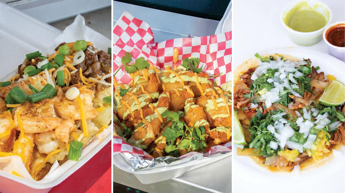 3 Food trucks to try