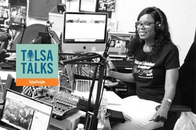 Tulsa Talks Premadonna Braddick