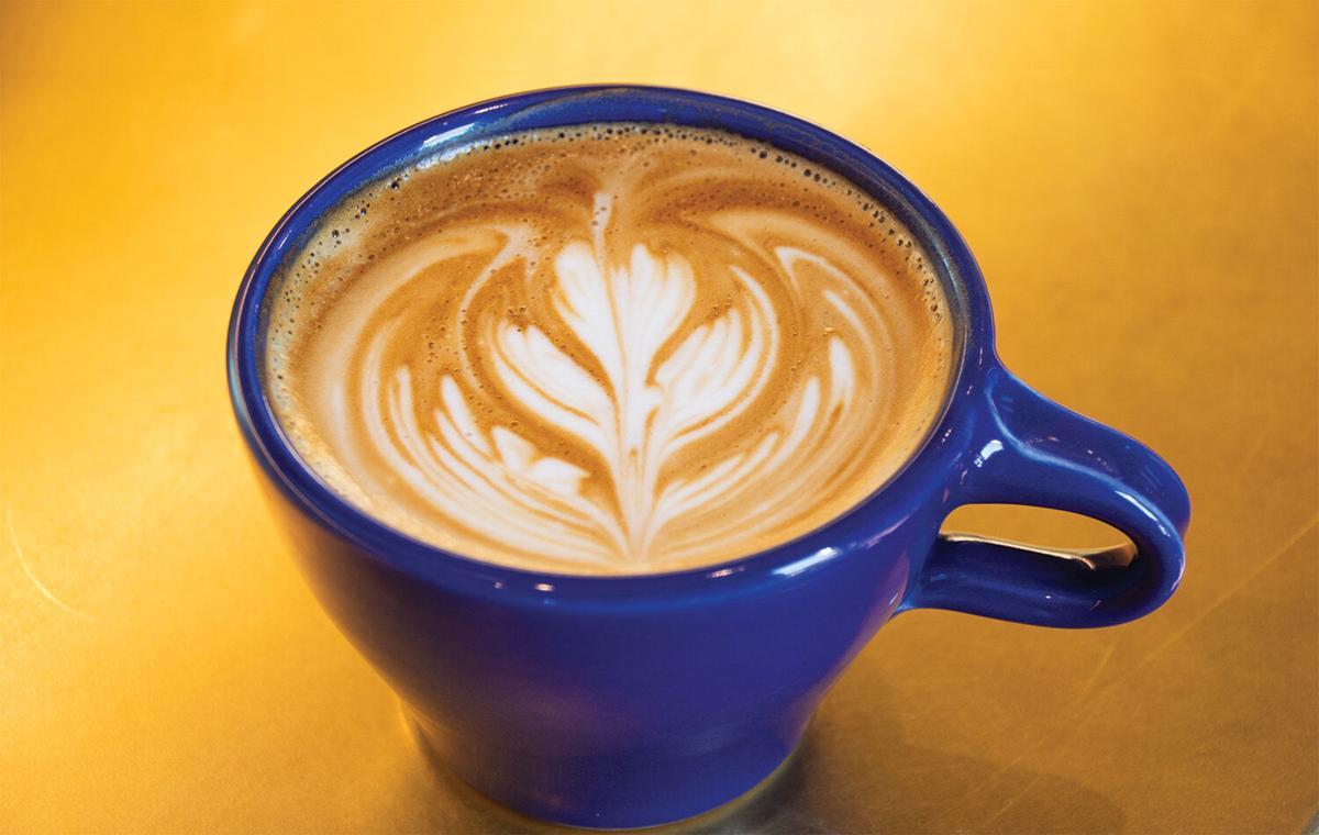 Rattlesnake cafe latte