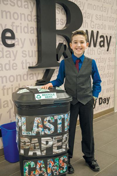 Meet a 10-year-old recycling entrepreneur