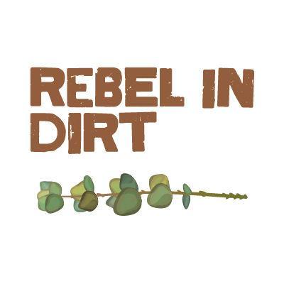 Rebel in dirt