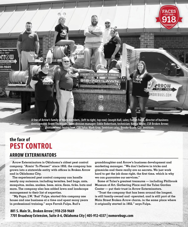 Arrow Exterminators — Pest Control
