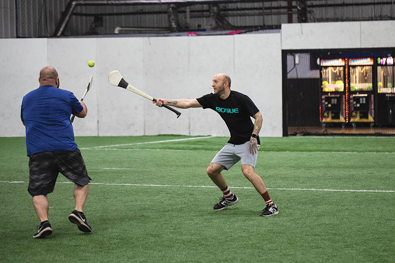 Irish sport hurling grows popular in Tulsa