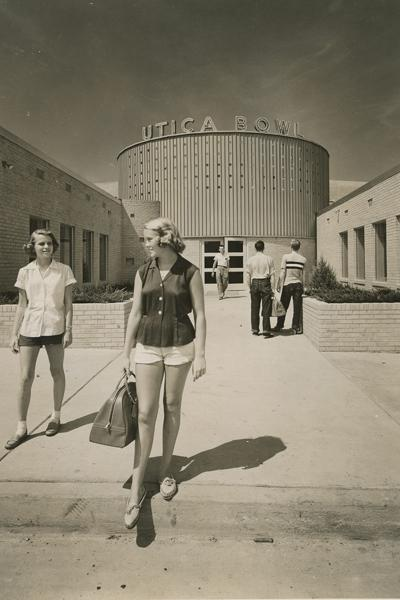 Do you remember the cutting-edge Utica Bowl of the 1960s?