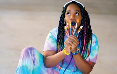 Ebony + Art