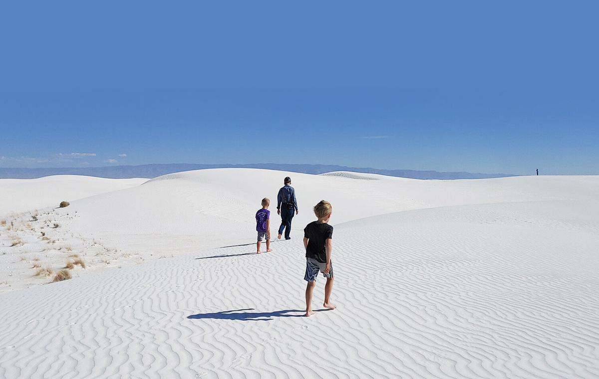 Downing Family White Sands