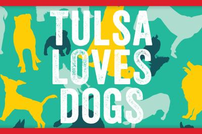 Tulsa loves dogs