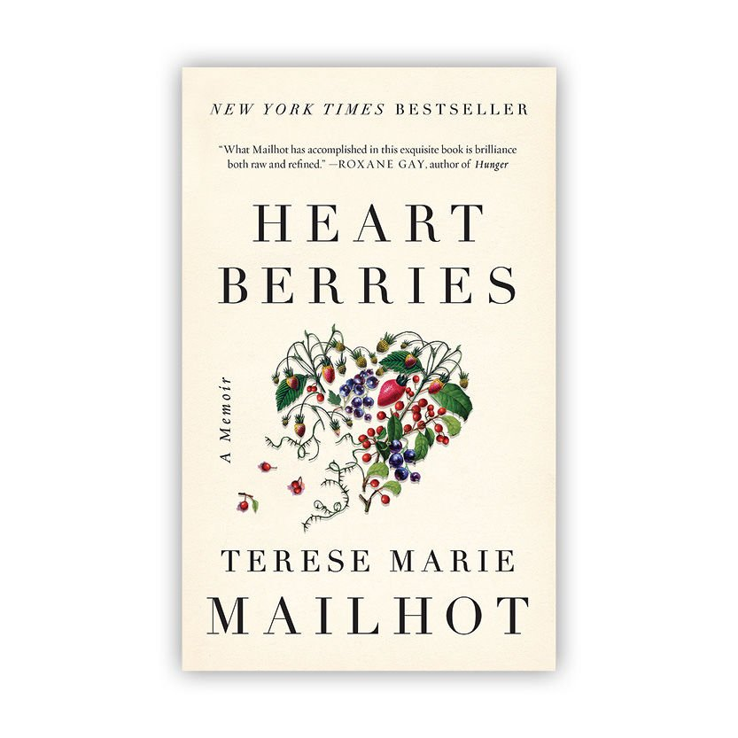 Heart Berries book cover