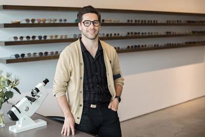 High style meets trusted care at Black Optical