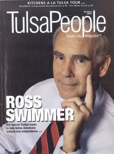 Ross Swimmer