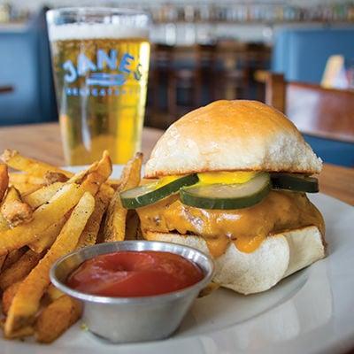 Tulsa's top 4 bargain burger nights
