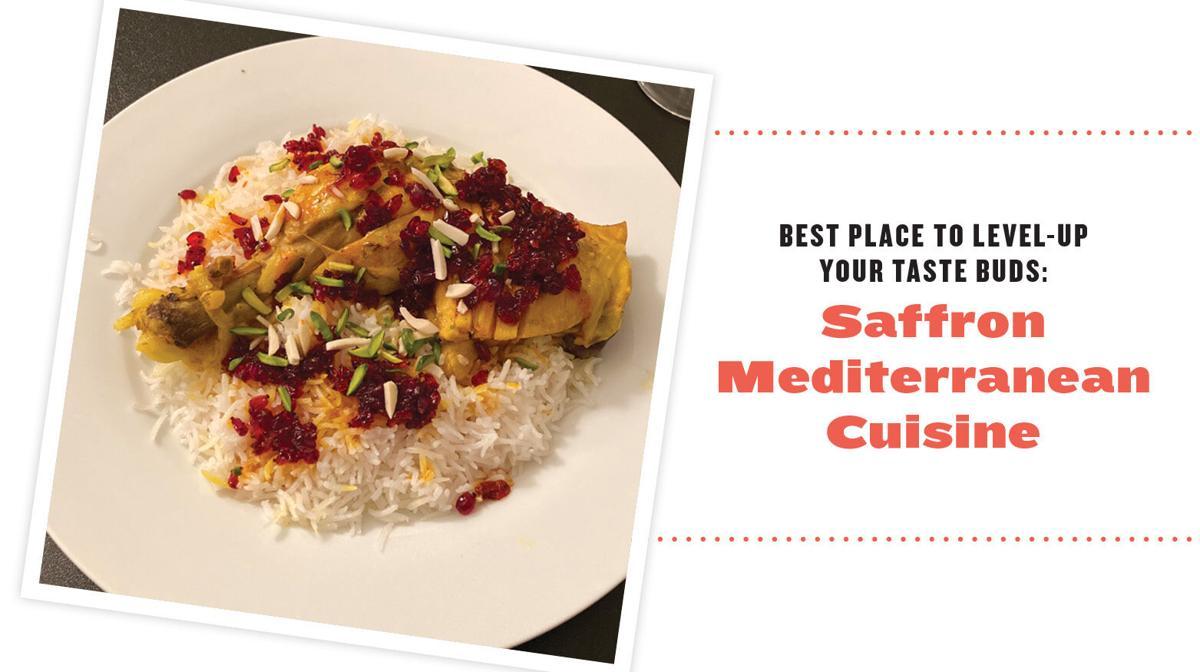 Saffron Mediterranean Cuisine