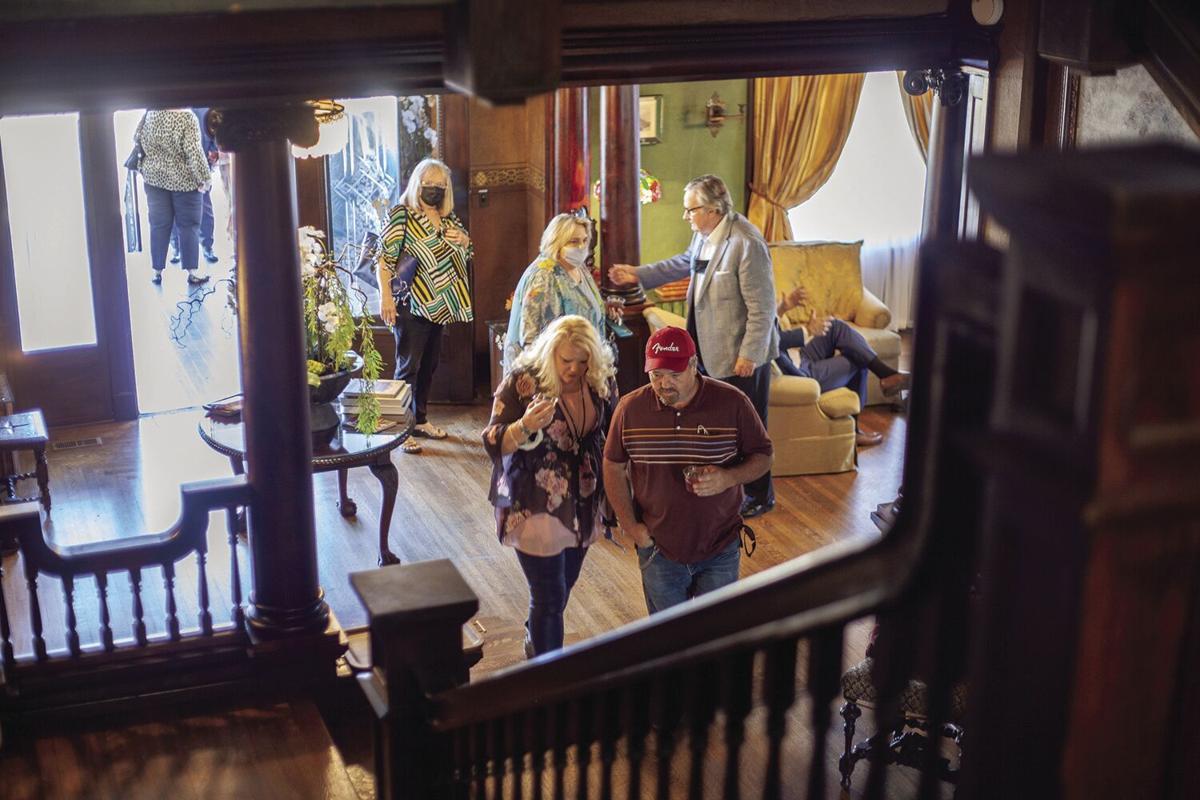 Burnett Mansion Open House Preview