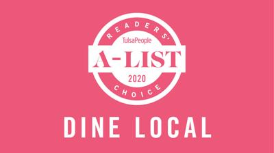 A-LIST 2020 Dine Local