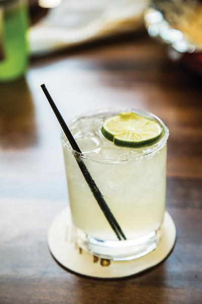 It's officially margarita season at Sabores