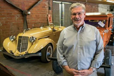 Local Plant Finds Success in Classic Car Niche