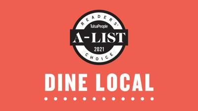 2021 A-List Dine Local