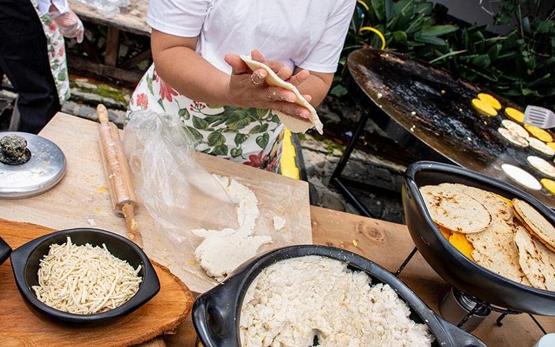 Generic food prep photo