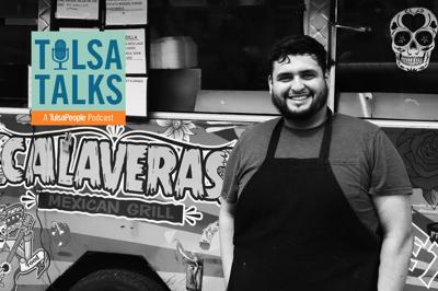 David Molina Calaveras Mexican Grill