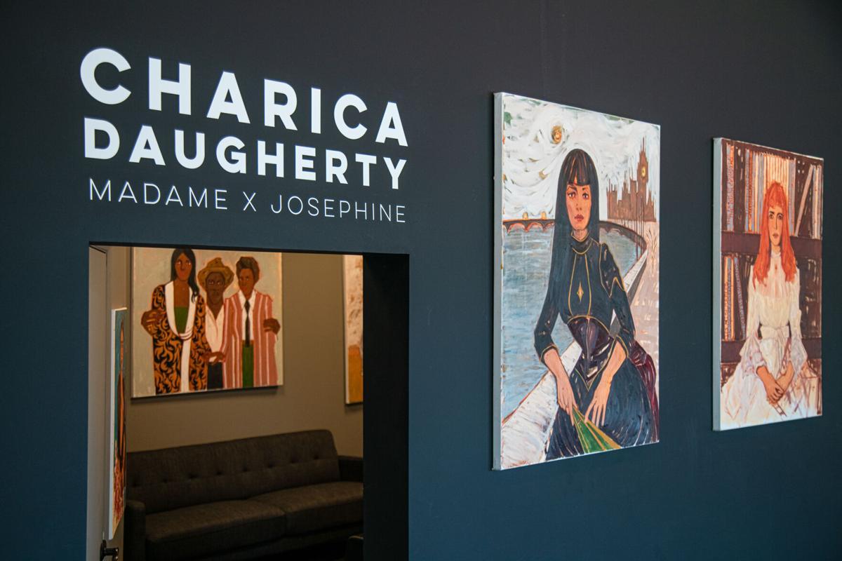 Charica Daugherty BWS gallery