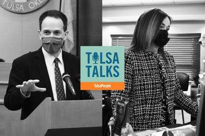 Tulsa Talks Bynum and Gist