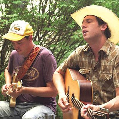 Courtyard Concert Series | Jacob Tovar and the Saddle Tramps