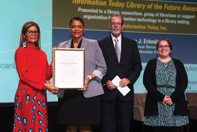 Library system awarded for digital literacy innovation