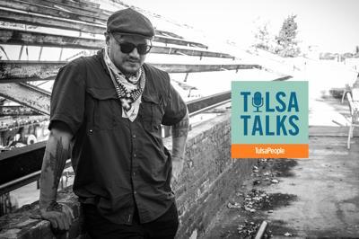 Tulsa Talks Sterlin Harjo
