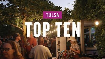 Tulsa Top 10 Art Crawl