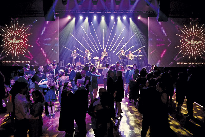 McDazzle 2019 Dance Floor