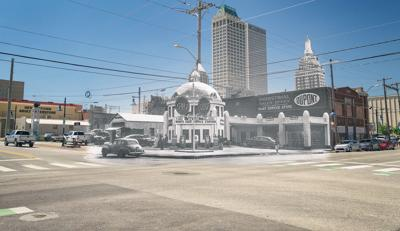 Blue Dome Tulsa Time Warp