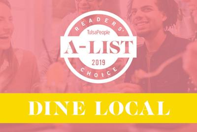 A-LIST 2019: Dine Local