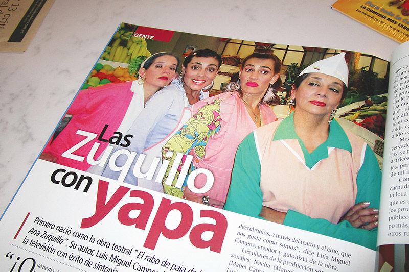 Ecuadorian article