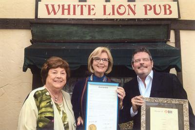 Cheers to 20 years at White Lion Pub