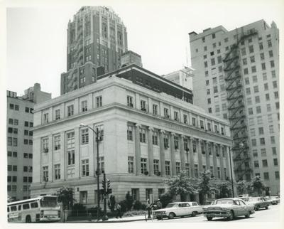 Did you know this building was Tulsa's first city hall?