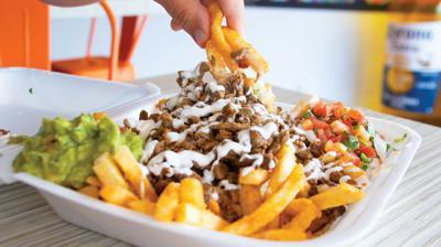 Calaca Fresh Mex's Calaca Fries