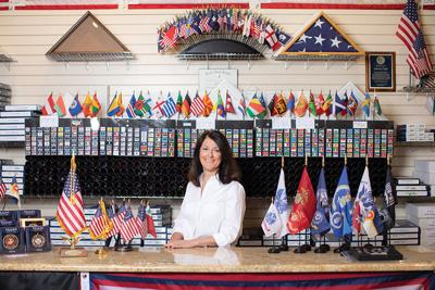Liberty Flags is the quintessential American dream