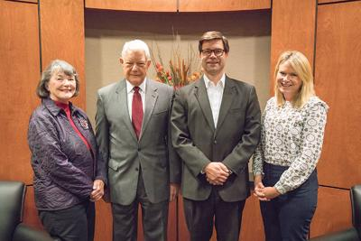 Conner and Winters lawyers donate time, expertise to help children