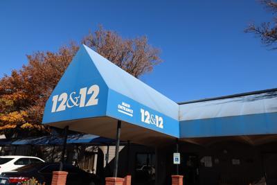 12&12 entrance