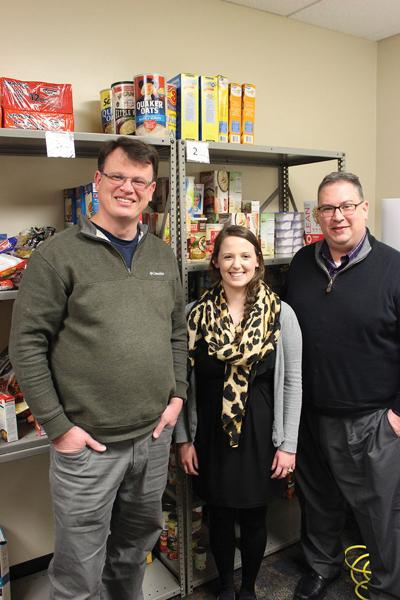 Food pantry launches at TCC